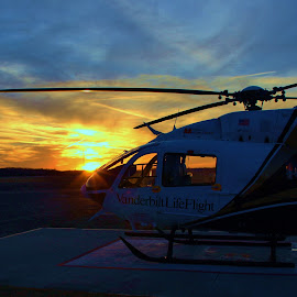 by Bob Wikert - Transportation Helicopters