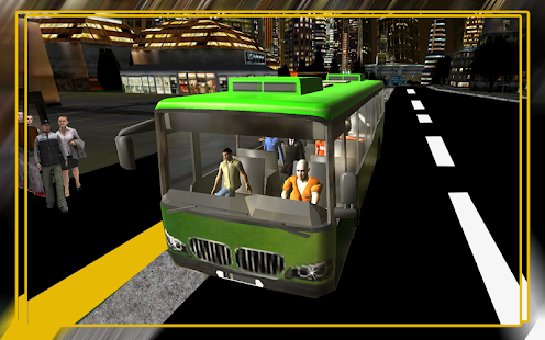 City Bus Simulator 3D - screenshot