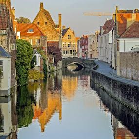Brugge by Ioannis Alexander - City,  Street & Park  Neighborhoods ( brugge,  )
