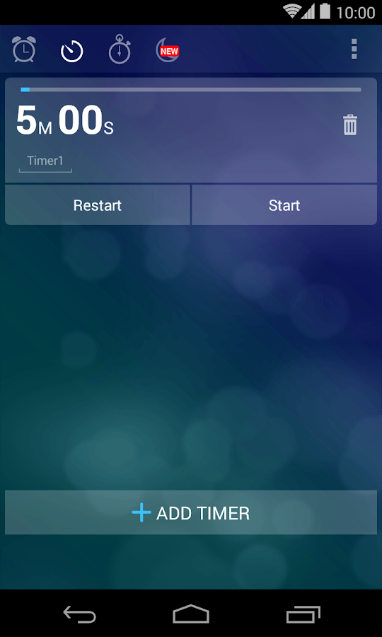 Alarm Clock Xtreme & Timer Screenshot 6
