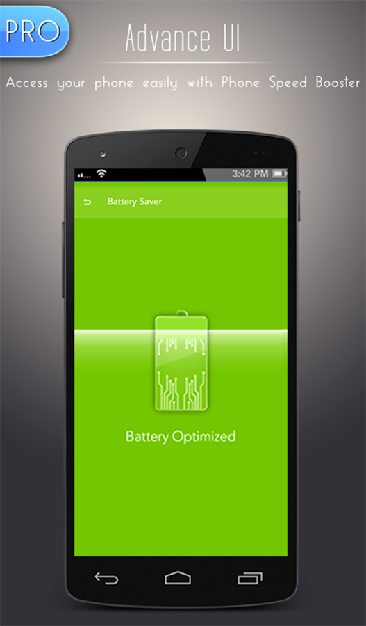 Phone Speed Booster Pro Screenshot 18