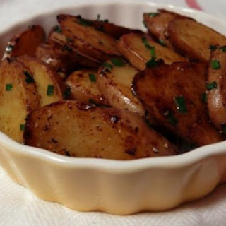 Potatoes in Butter and Soy Sauce
