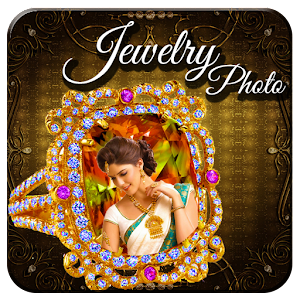Jewellery Photo Frame