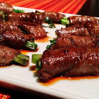 Beef Negimaki Sauce Recipes