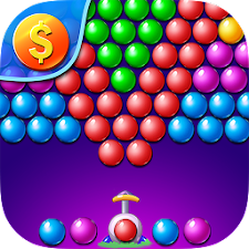 Bubble Shooter: Coin Battle
