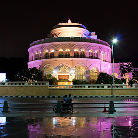 Vivekanandar Illa (A) Ice House. by Nanda Kumar - Buildings & Architecture Statues & Monuments