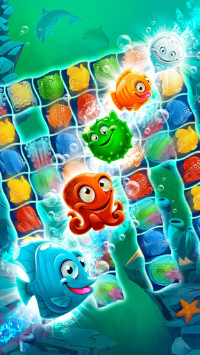 Mermaid puzzle – fish rescue! - screenshot