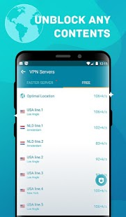 Anywhere VPN -Secure Free Unlimited VPN Proxy WiFi for pc
