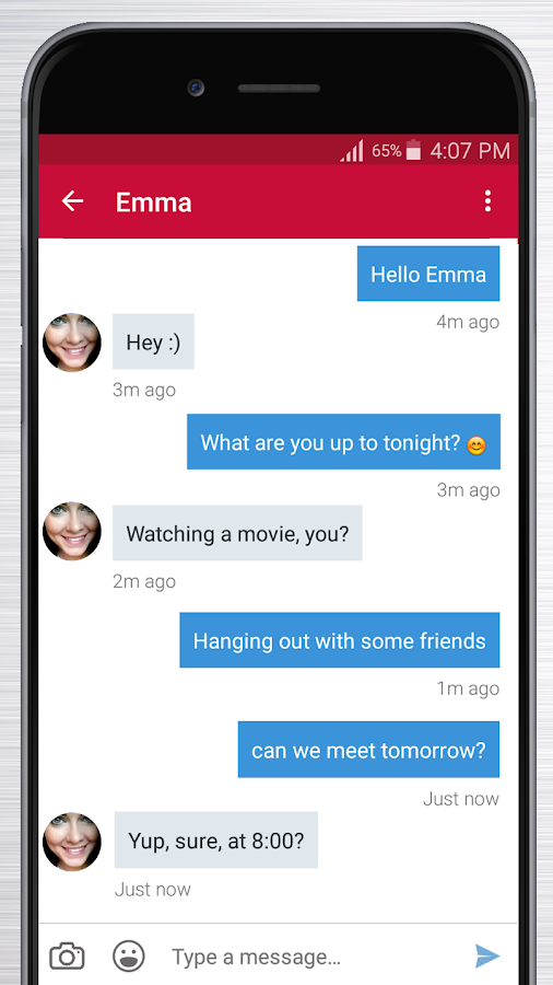 USA Chat, American Dating FREE — приложение на Android