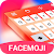 Colorful Neon Emoji Keyboard for iphone X file APK Free for PC, smart TV Download