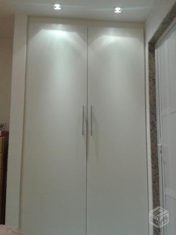 Apartamento com 1 dormitório para alugar, 30 m² por R$ 1.600/mês - Itaipu - Niterói/RJ
