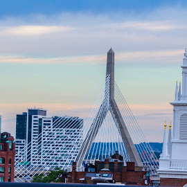 Boston ma  by Roman Gomez - Landscapes Travel ( boston, roman-photography, romnasgallery, north end )