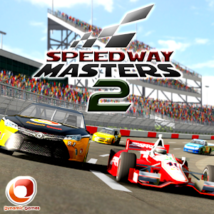 Cover art Speedway Masters 2