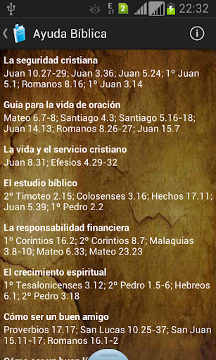 Santa Biblia RVR1960 screenshot 6