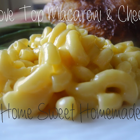 Stove Top Macaroni and Cheese