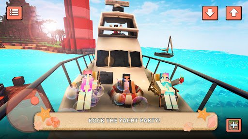 Beach Party Craft: Summer High School Adventure For PC