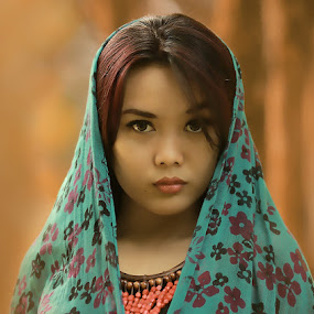 Beauty of Hijab by Bradda Daus - People Portraits of Women ( hijab woman asia beauty )