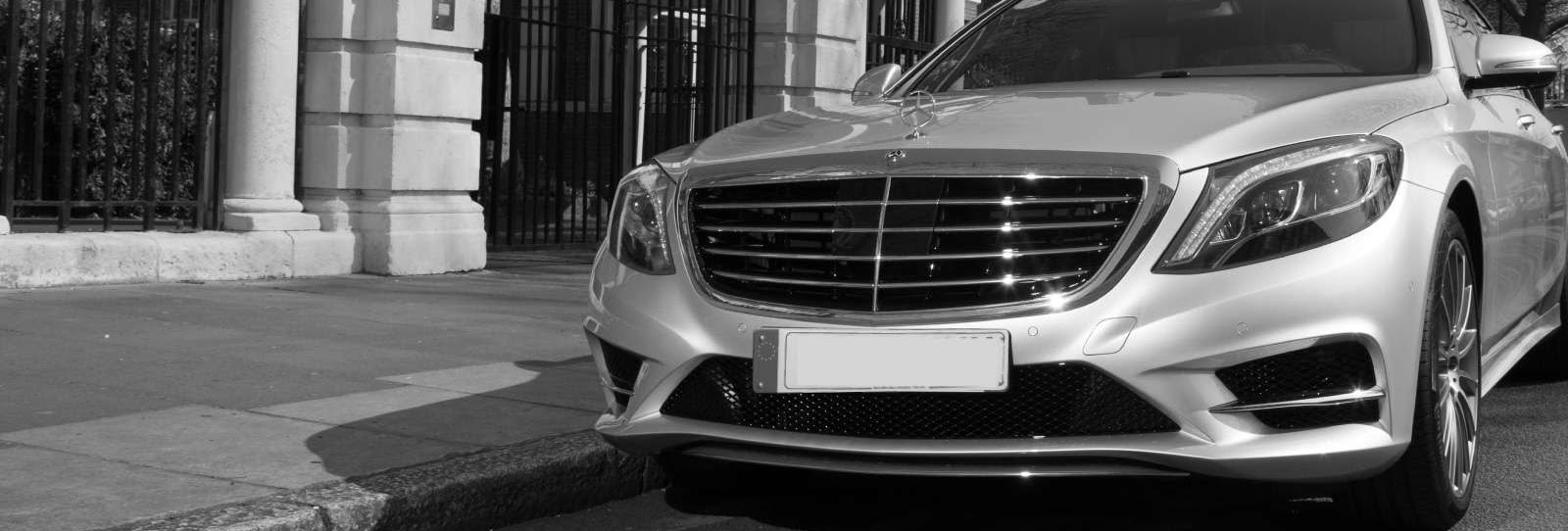 Professional chauffeur services for businesses and individuals