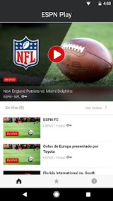 ESPN Play Apk Download Free for PC, smart TV