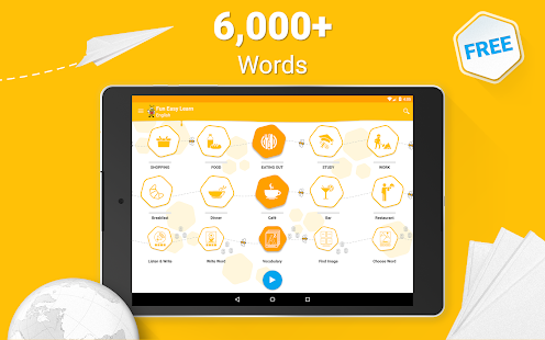 Learn English 6,000 Words- screenshot thumbnail