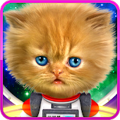 App Talking baby cat in space APK for Windows Phone