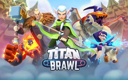 Titan Brawl apk screenshot