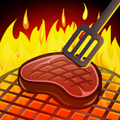 Burger Meat. Cooking simulator APK for Bluestacks