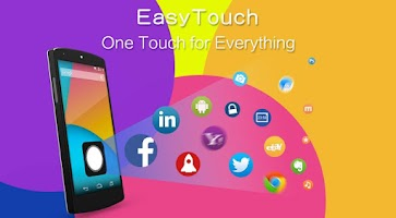 Screenshot of EasyTouch Classic