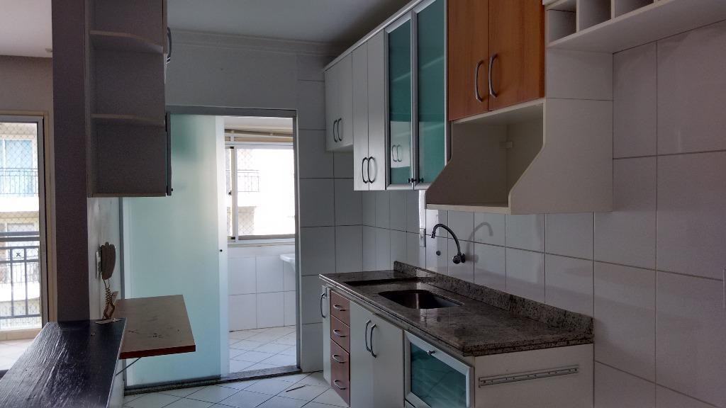 Apto 3 Dorm, Alphaville, Santana de Parnaiba (AP0727) - Foto 8