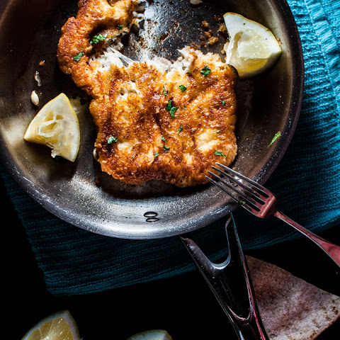 Saganaki (Greek Fried Cheese)