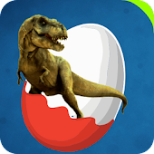 APK Game Dinosaurs Park Suprise Eggs for BB, BlackBerry
