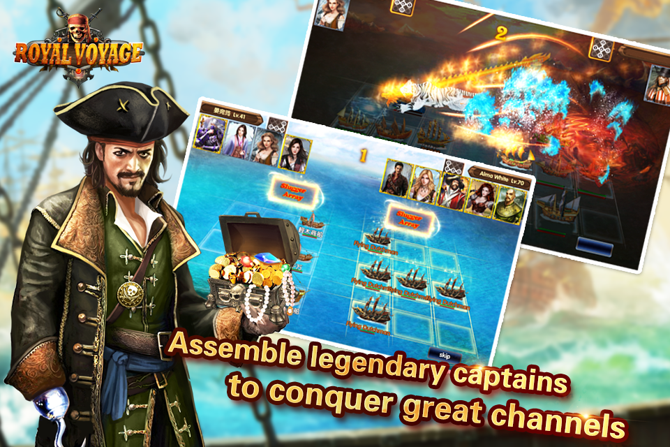 Royal Voyage Screenshot 3