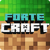 Forte Craft: Explore Island APK