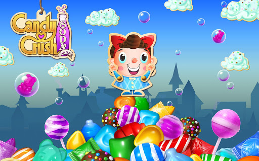 Candy Crush Soda Saga screenshot 11