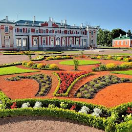 Tallin President Palace by Tomasz Budziak - Buildings & Architecture Public & Historical ( estonia, architecture, palace )