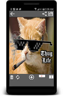 App Thug Life Photo Maker Editor apk for kindle fire