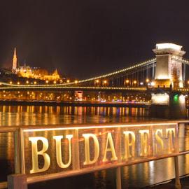 Budapest 2017 by Orit Shlomov - Landscapes Travel