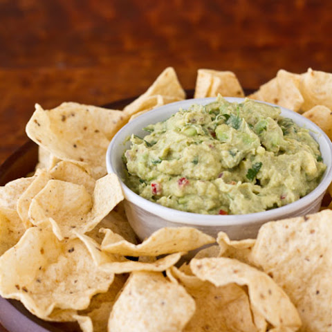 Lighter Avocado Dip