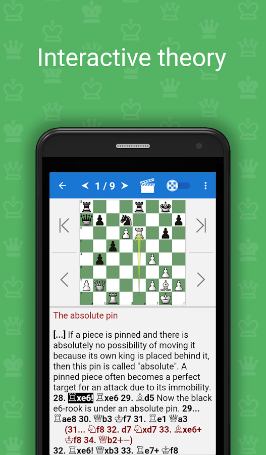 Chess Combinations Vol. 1 Screenshot 2