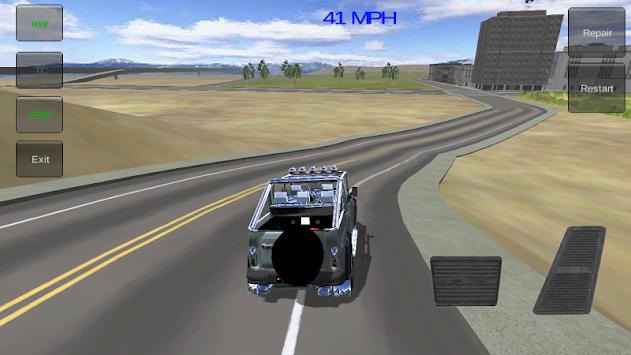 offraod russian jeep simulator apk  safari world