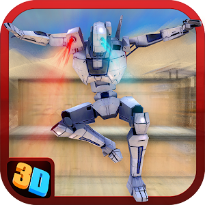 Download Army Training X Ray Robots 3D For PC Windows and Mac
