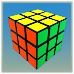 4D Rubik's Cube - A Classic Retro Game Icon