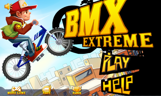 BMX Extreme - Bike Racing screenshot 8