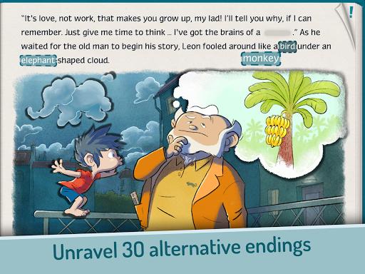 SwapTales: Leon! screenshot 6