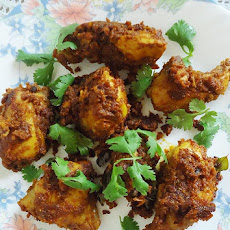 Chicken Varuval Recipe Or Chettinad Chicken Fry