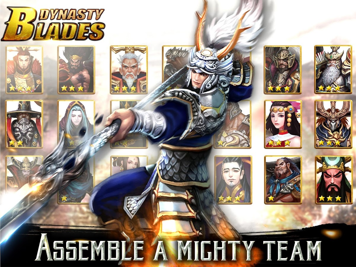 Dynasty Blades: Warriors MMO Screenshot 7