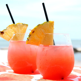 Malibu Coconut Rum Punch Recipes