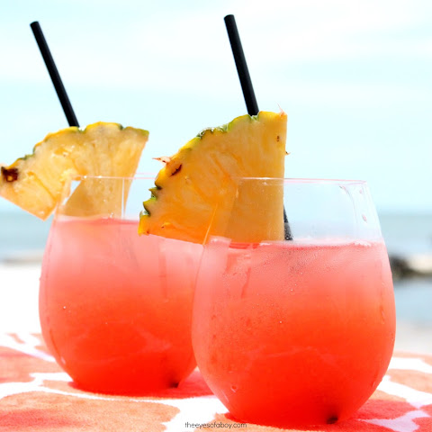 Malibu Pineapple Rum Drinks Recipes