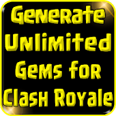 Cheats ??Of Clash Royale Prank Icon