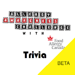 Food Allergy Trivia (Beta) APK Image
